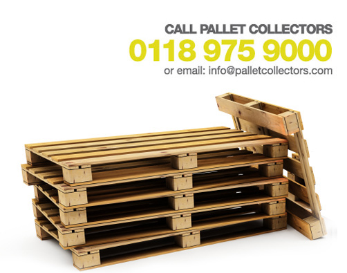 Wooden Pallet Recycling | Reading | Basingstoke | Wokingham
